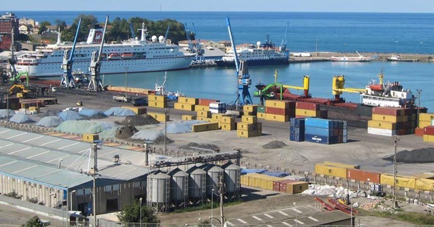 Karadeniz'de ihracatın lideri Trabzon