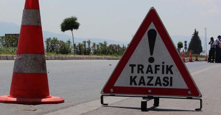 Terme'de trafik kazası