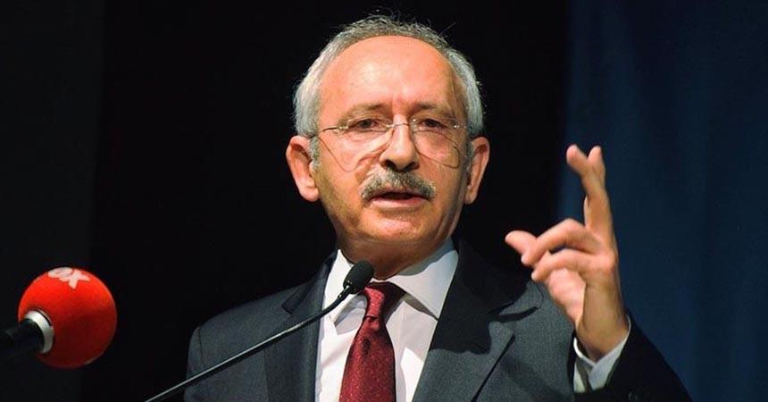 Kılıçdaroğlu'ndan 'şehitlik ve gazilik' tepkisi