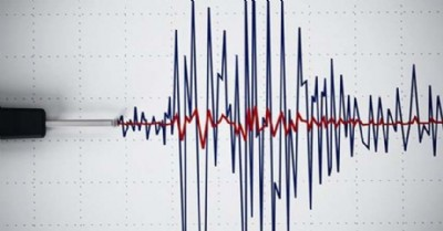 Bodrum'da peş peşe depremler!