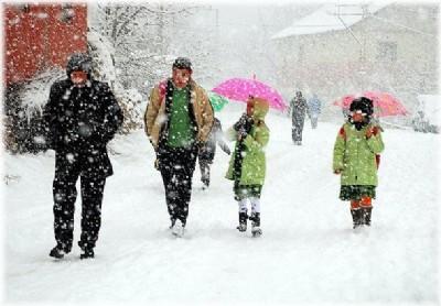 Meteoroloji uyardı: Kar geliyor!