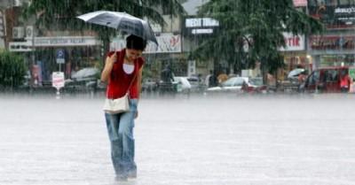 Karadeniz'e şiddetli yağış uyarısı