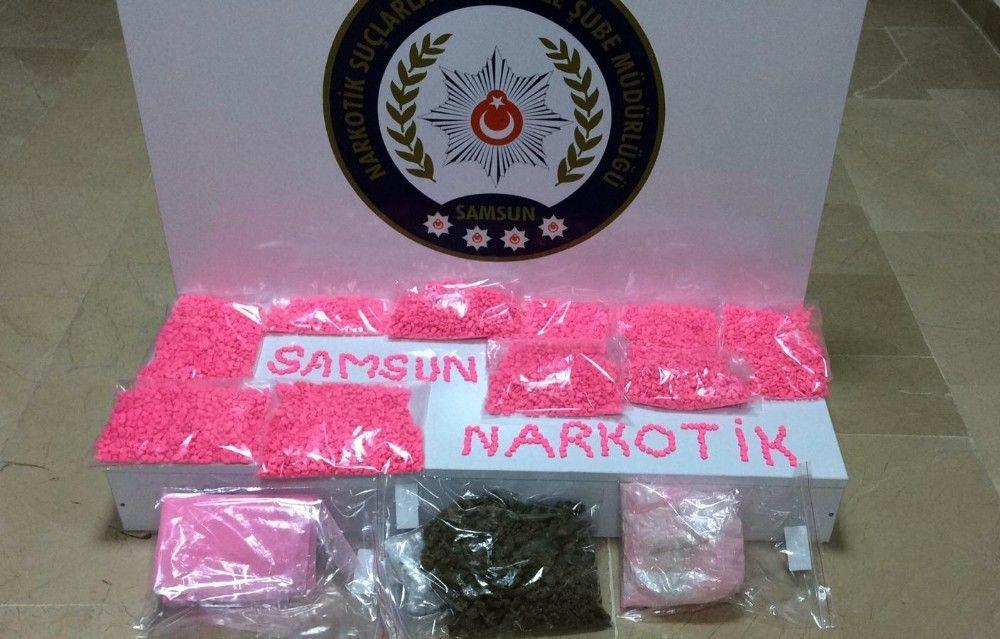 Uyuşturucu tacirleri 'Ece'ye takıldı