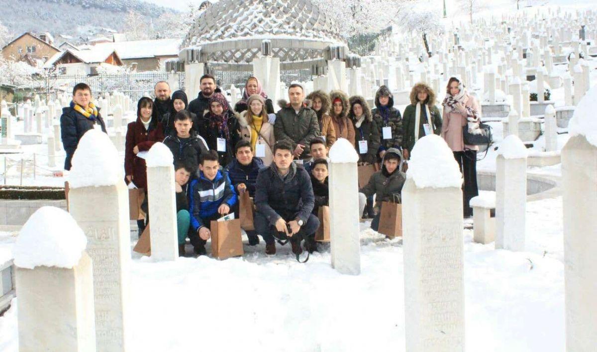 Canik'ten Bosna'ya kültür köprüsü
