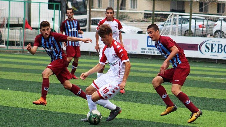 U-19 1461 Trabzon'u beşledi: 5-0