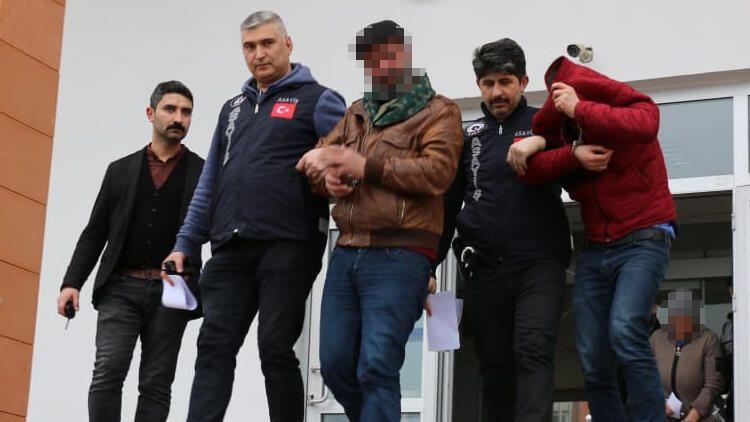 Fuhuşa üç tutuklama