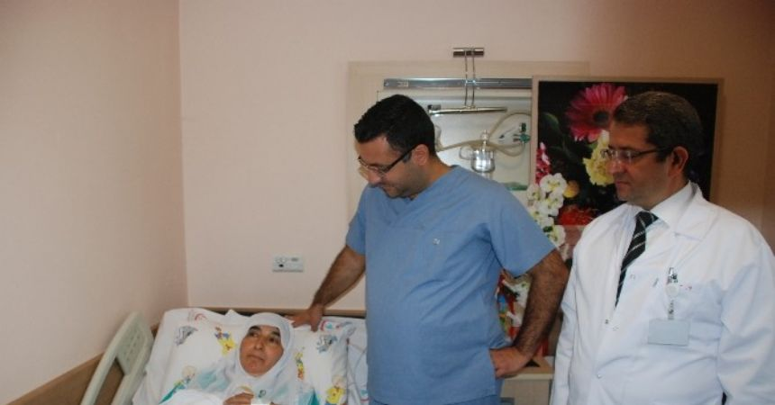 Tokat Devlet Hastanesi'nde bir ilk