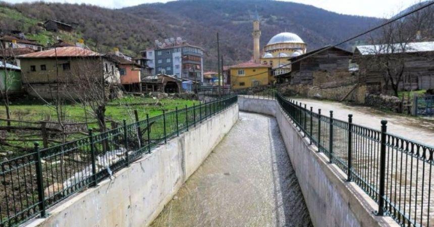 Karadeniz'e 25 taşkın koruma tesisi