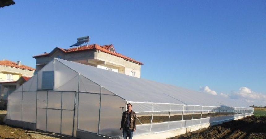 Alaçam'da 16 çiftçi hibe desteğinden faydalandı