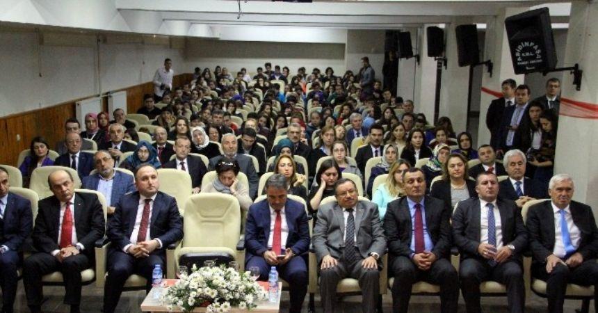 Samsun'da Öğretmenler Günü kutlandı