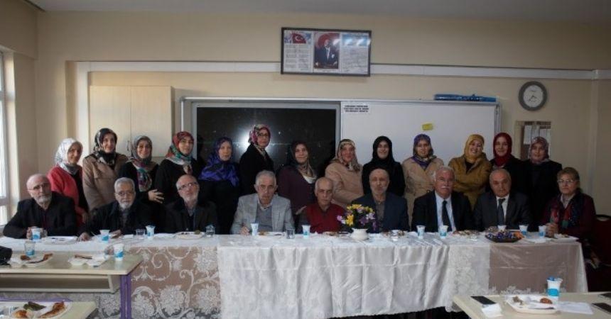 Samsun Emine-Ahmet Yeni İHL'de geçmişe yolculuk