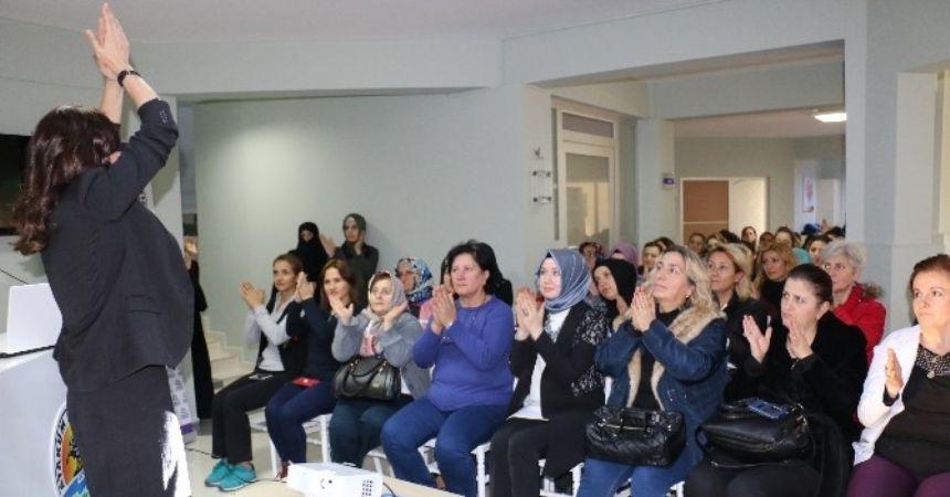 Özgecan'da 'şiddet' farkındalığı