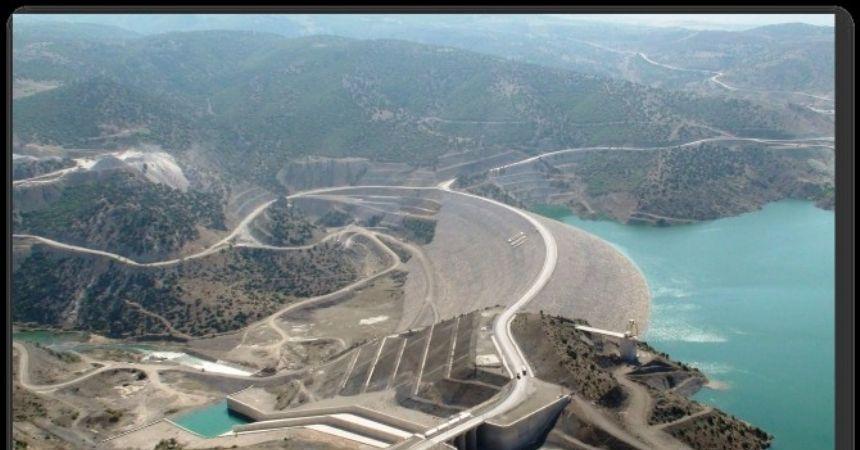 Süreyyabey Barajı tarımı geliştirecek