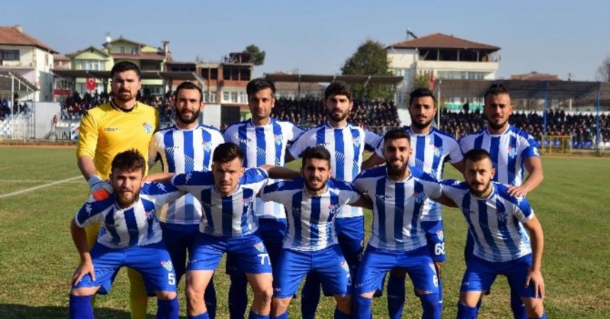 Erbaa Tire'yi tek golle geçti