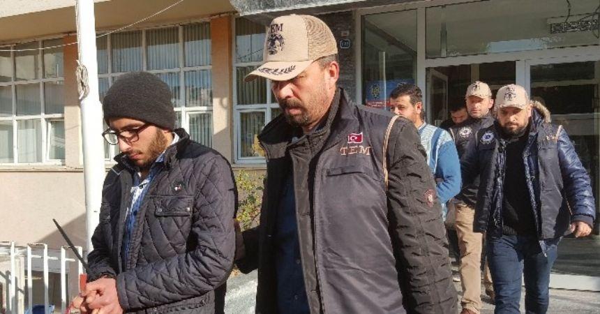 DAEŞ militanları tutuklandı