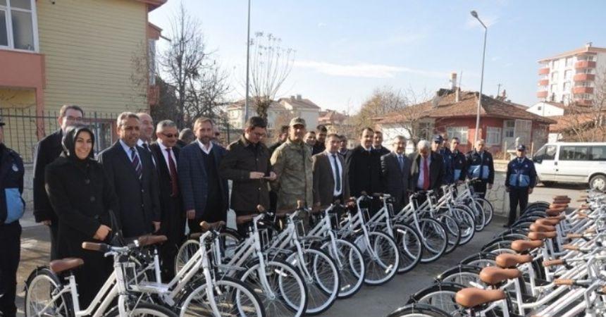 Sağlık Bakanlığı'ndan 150 bisiklet