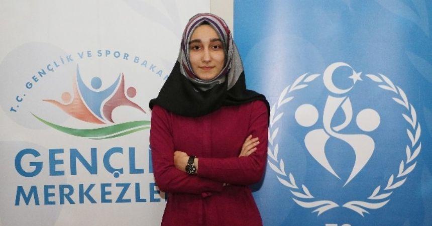 'Gençler Bizi Hatırlasın'da Türkiye 2'ncisi Samsun'dan