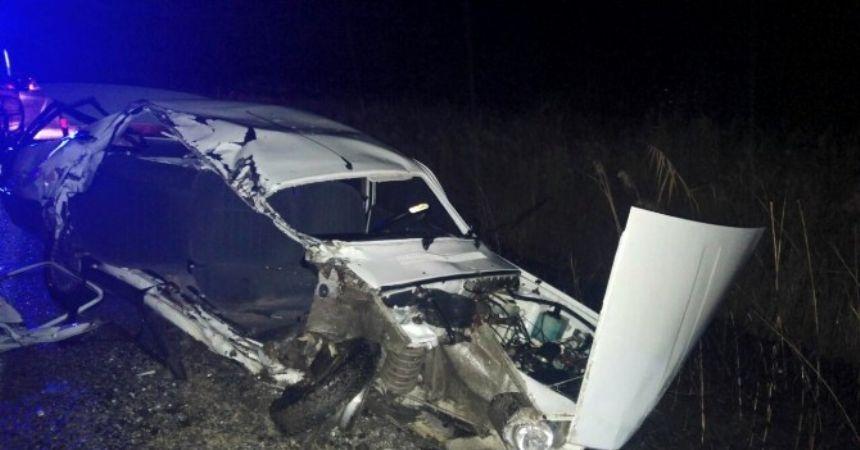 Çorum'da trafik kazası: 1 ölü
