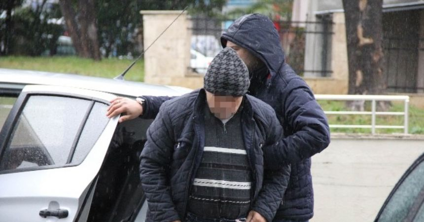 Bonzai ticaretinden tutuklandı