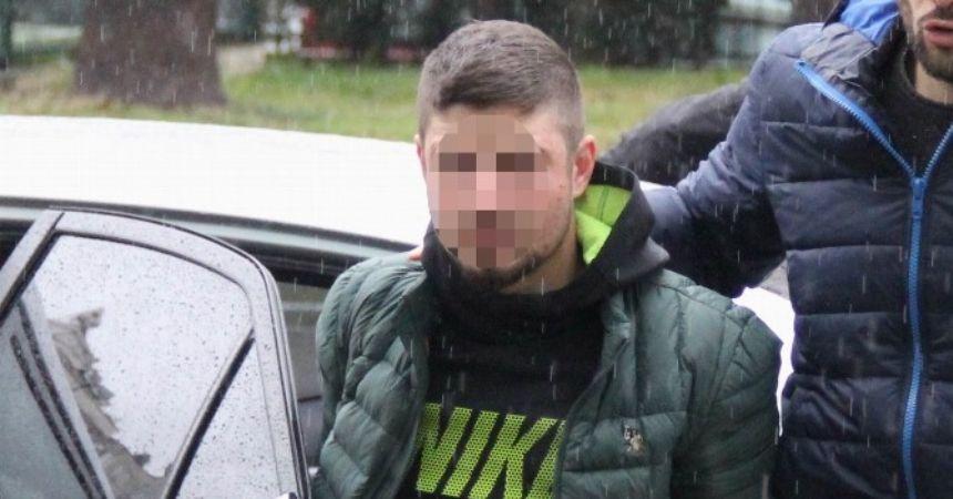 Bonzai satan genç tutuklandı