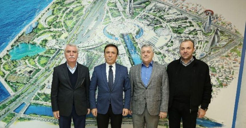 'Samsunspor, bu şehrin markasıdır'