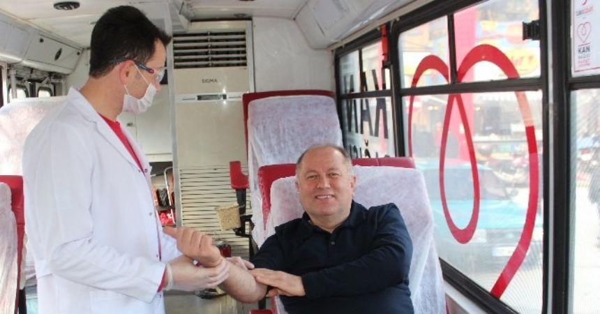Ordulular 11 ayda 22 bin 293 ünite kan bağışladı