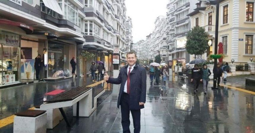 Konuk başkandan Büyükşehir'e övgü
