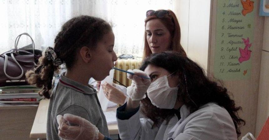 47 bin öğrenciye ağız ve diş sağlığı taraması