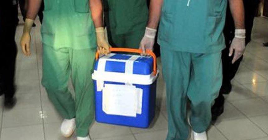 2016'da Samsun bölgede 100 organ nakli yapıldı