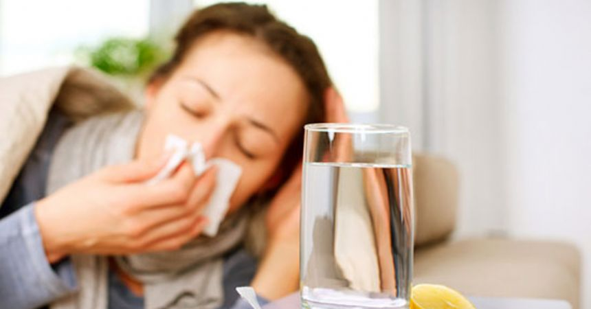 Gripte aşı var, antibiyotik yok!