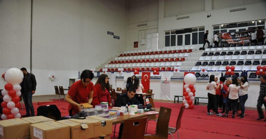 BEÜ, kan bağışı kampanyası başladı