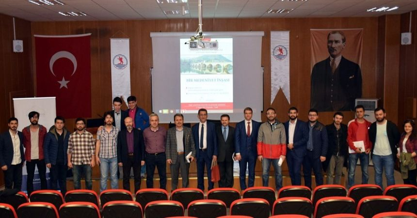Mühendisler Mimar Sinan'ı andı