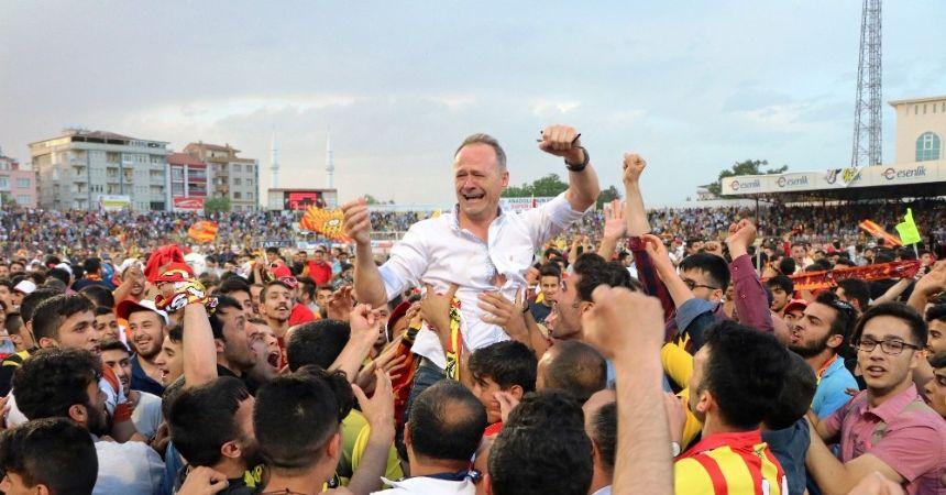 Malatya 11 yıl sonra yeniden Süper Lig'de