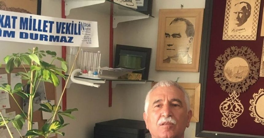 CHP Milletvekili Durmaz'dan suç duyurusu