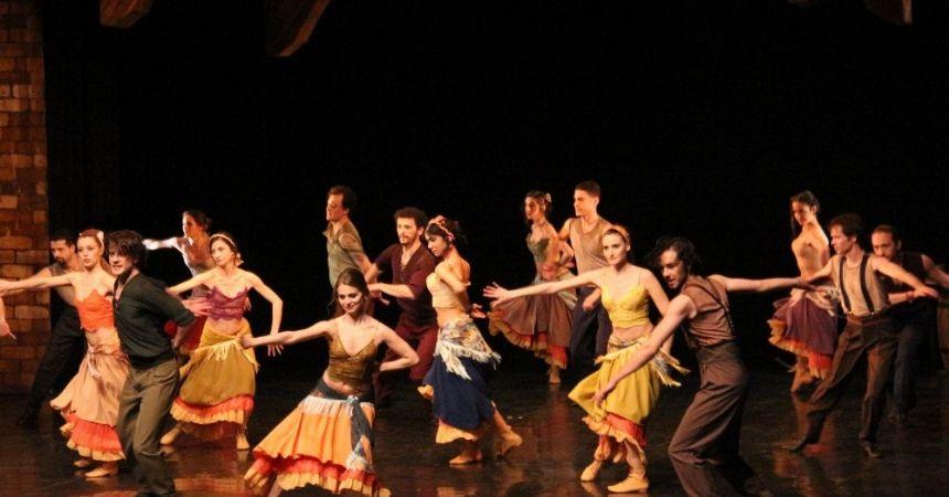 Dansın Ritmi provası beğeni topladı
