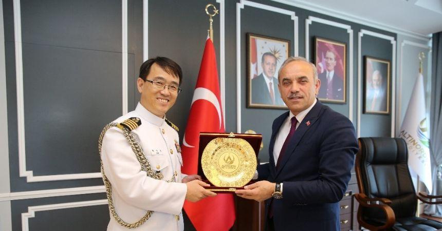 Güney Kore Askeri Ataşesi'nin Türkiye hayranlığı