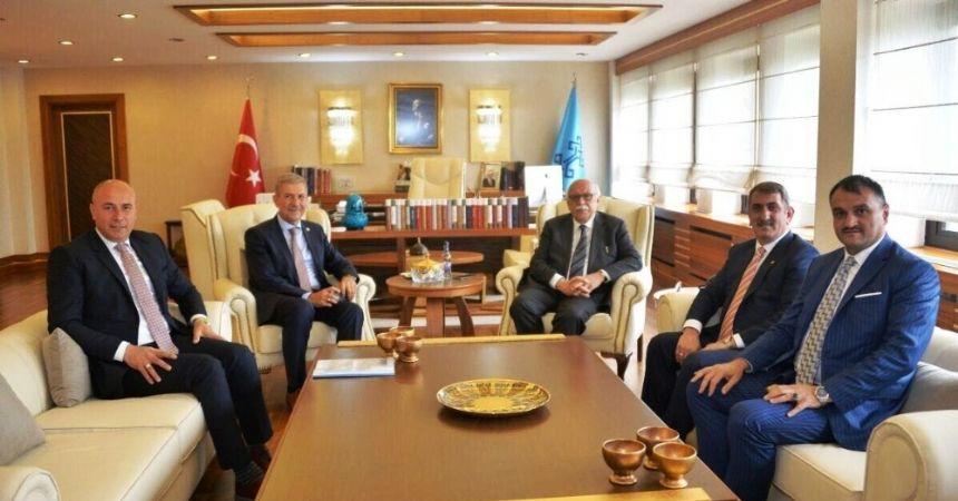 Togar projeler için Ankara'da