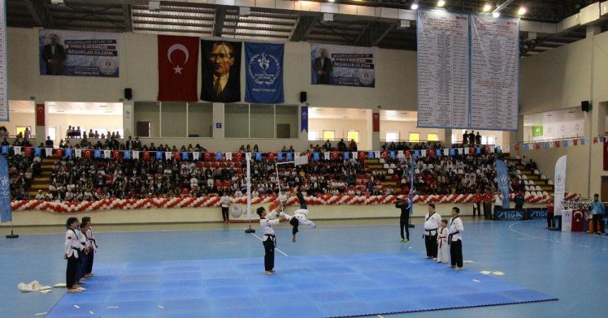 Amasya'da 19 Mayıs kutlaması