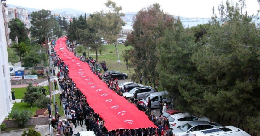 1919 metrelik Bayrak Yürüyüşü