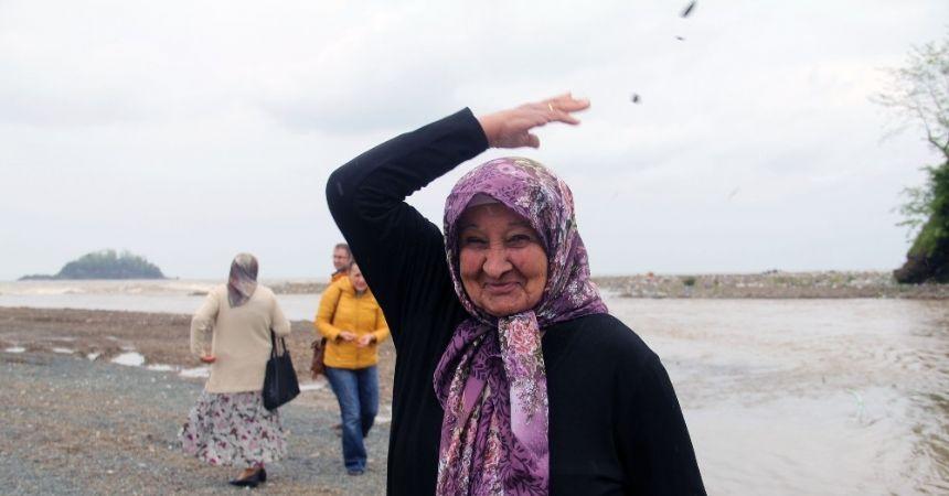 Giresun Aksu'da Mayıs 7'si kutlandı