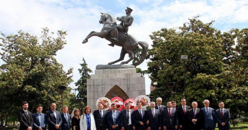 Balkanlardan Samsun çıkarması