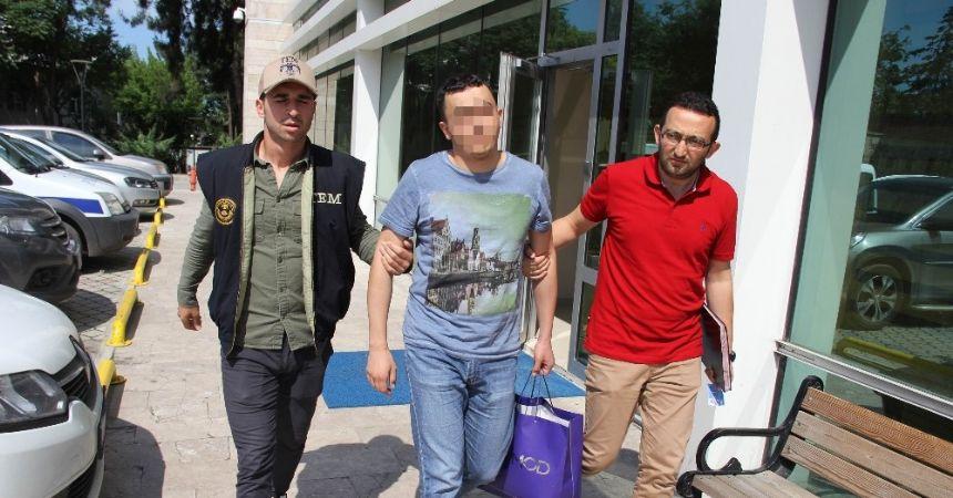 Firari teğmen ByLock'tan tutuklandı