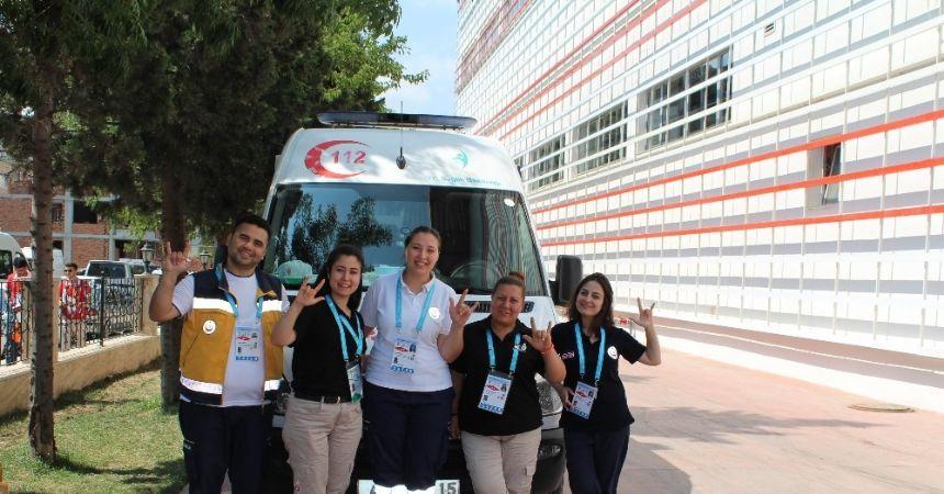 Sağlık Bakanlığı'ndan olimpiyat tedbirleri