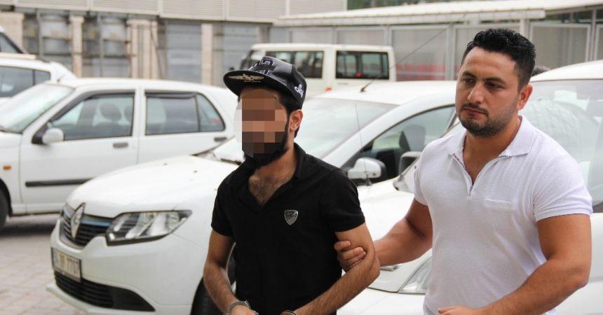 Iraklı karı-kocaya 'istismar' gözaltısı