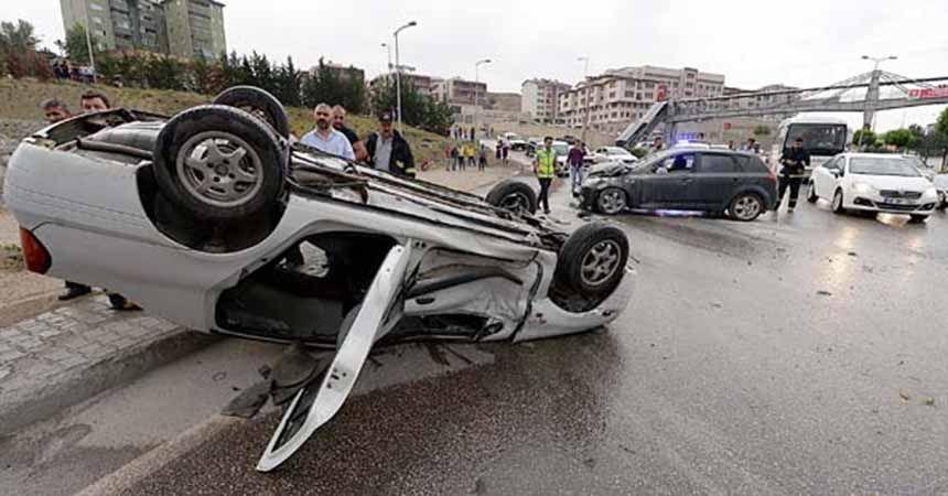Bayram tatili bilançosu: 122 ölü