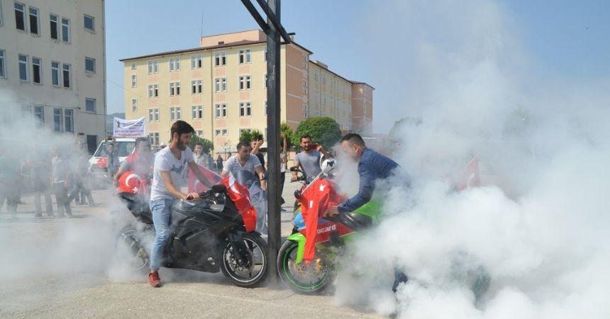 Alaçam'da Ahilik Haftası kutlandı