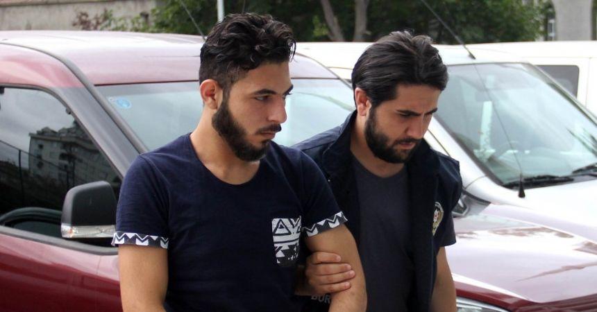 Park bıçakcısı Iraklı çıktı