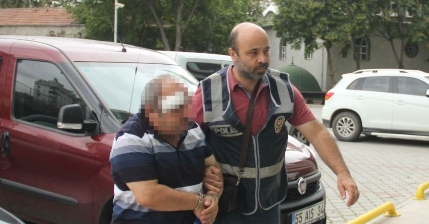 Taciz iddiasına tutuklama