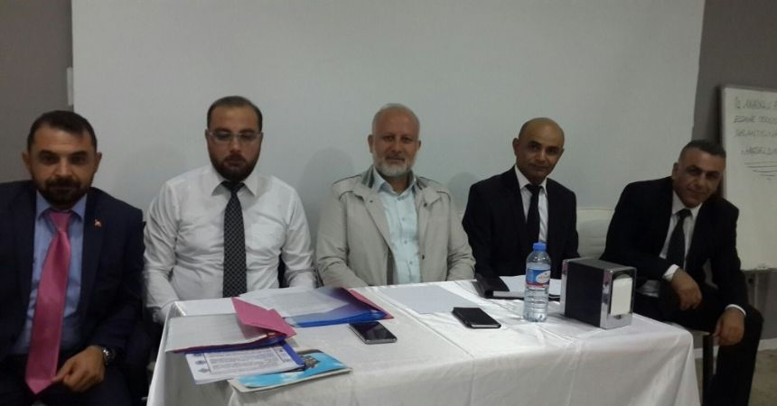 Eczacı teknikerleri Tokat'ta buluştu