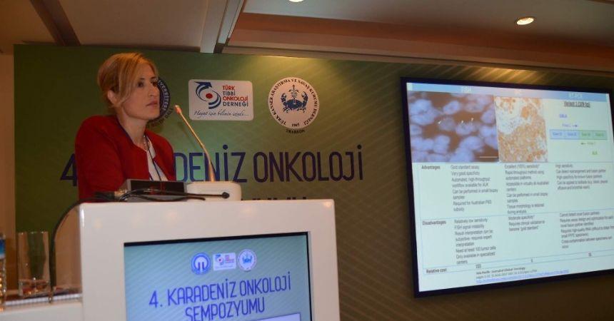 4.Karadeniz Onkoloji Sempozyumu başladı